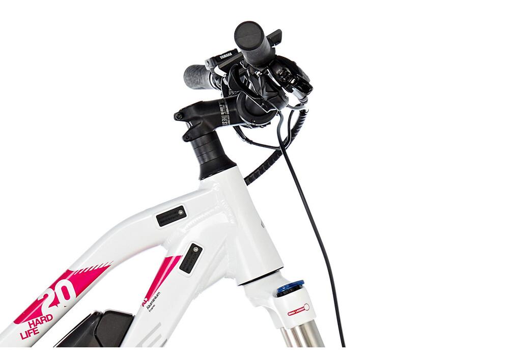 haibike sduro hardlife 2 0 wei 223 titan pink online kaufen